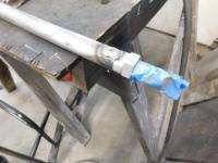 Shortening Shift rod for fiberglass Manx buggy