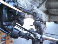 replace ball joint boots 71 bus