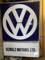 Dealership sign