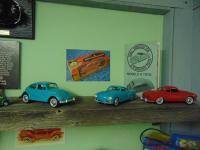 PMC Promo cars Plastic / Tin Toy