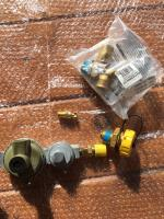 LP Tank and valve set