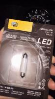 Dome led light by Hella