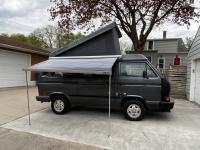 New German OEM style 3 window tent on Vanagon