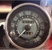 200km trip speedo