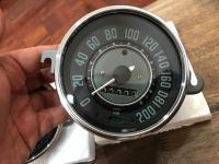 200km speedo