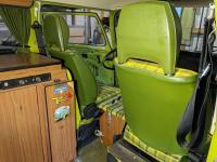 Front Seat Rebuild