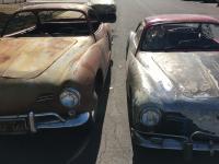 1959 patina Ghia