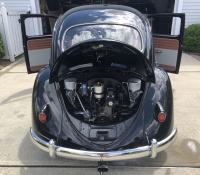 1958 Beetle, 36hp Stroker with Zenith 32 NDIX carbs