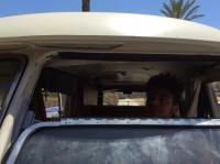 Goin' with nut plate...Safari window reinstall