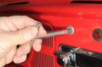 escutcheon tool