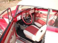 '67 Convertible interior