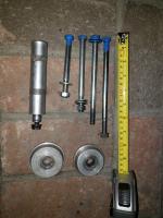 Puller for installing IRS inner bearing