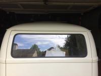 Rear hatch adjustment