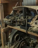 36 & 40 hp Garage Find
