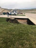 South Dakota sinkhole