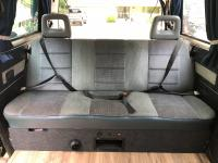 Rear Headrests and 3 Pt belts