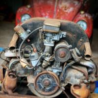 1967 beetle engine