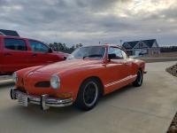 1973 Karmann Ghia