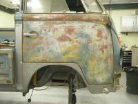 1954 RHD single cab progress