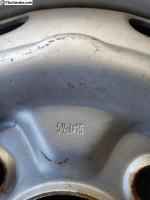 LEMMERZ Wheel ID Stamped Markings