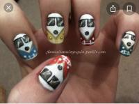 Nails for the ladies