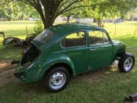 1970 Beetle, Elm Green