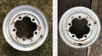 Rust removing with oxalic acid