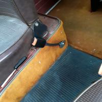 Retractable seatbelts