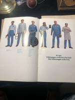 1969 Volkswagen Service Uniform Chart