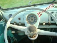 Dashboard hole ?