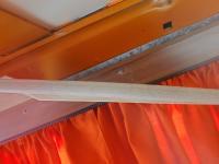 Rear Cabin Upper Trim Removal 74 Deluxe Campmobile