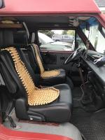 Vanagon stow n go seat mod
