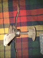 1973 type 2 1700 AIR pump drive