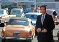 Karmann Ghia in the film Car Wash