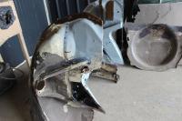 1303S front end repair