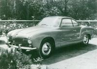 1955 lowlight Karmann Ghia Coupe