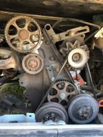 95 Kombi Engine Compartment