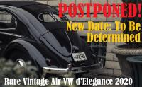 VW d'Elegance - June 6th, 2020 - HB, CA