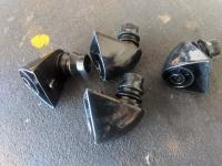M 288 NOS Headlight Washer Juts Nozzles