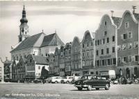 Convertible in Schärding