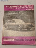 Intereurope 411 Workshop Manual 158