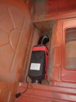 Chinese diesel heater install