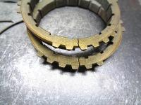 Cracked Synchro Rings