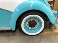 1959 Bug - Adjusted Spring Plates