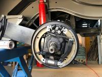 57 single cab rear brakes