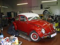 the clone - convertible rebuilt
