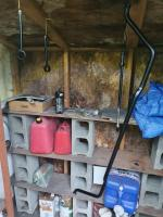 Painting suspension components
