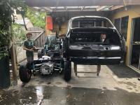 Fastback Build