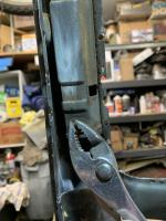 54 Upper B Pillar Repair