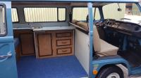 Infomations about Sundial camper interior from 5-69